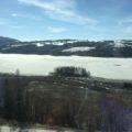 ノルウェー・春スキー旅行 オスロ空港からリレハンメルへの行き方