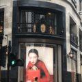 ロンドンのリージェント・ストリートでショッピング